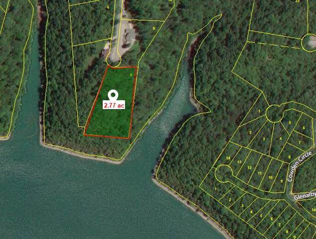 8 Harbor Green Pl- Lot 8, Sparta, TN 38583 (MLS #RTC2081241) :: REMAX Elite