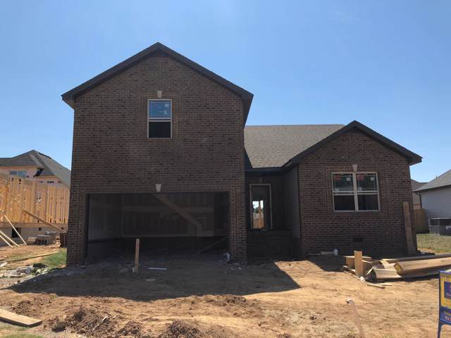 1030 Garner Hills, Clarksville, TN 37042 (MLS #RTC2081262) :: The Group Campbell powered by Five Doors Network