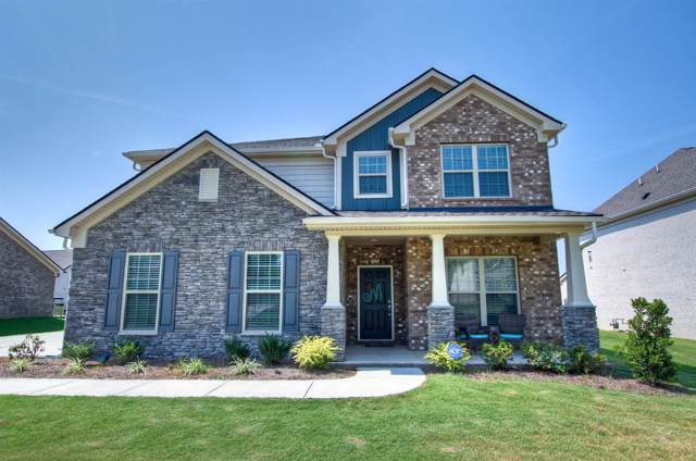 1033 Maleventum Way, Spring Hill, TN 37174 (MLS #RTC2081266) :: CityLiving Group