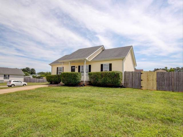 558 Oakmont Dr, Clarksville, TN 37042 (MLS #RTC2081301) :: Cory Real Estate Services