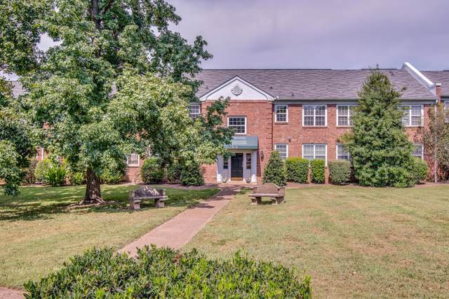 1112 Clifton Ln Apt 10 Apt 10, Nashville, TN 37204 (MLS #RTC2081343) :: Black Lion Realty
