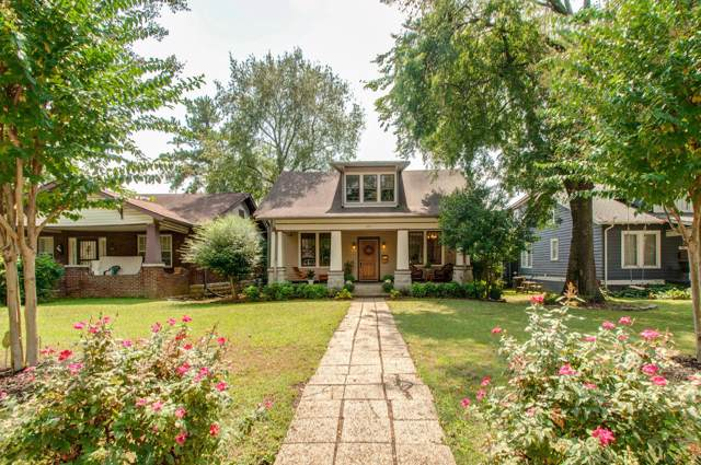 952 Mansfield, Nashville, TN 37206 (MLS #RTC2081372) :: CityLiving Group