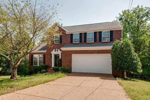 309 Splitwood Ct, Nashville, TN 37211 (MLS #RTC2081390) :: Ashley Claire Real Estate - Benchmark Realty