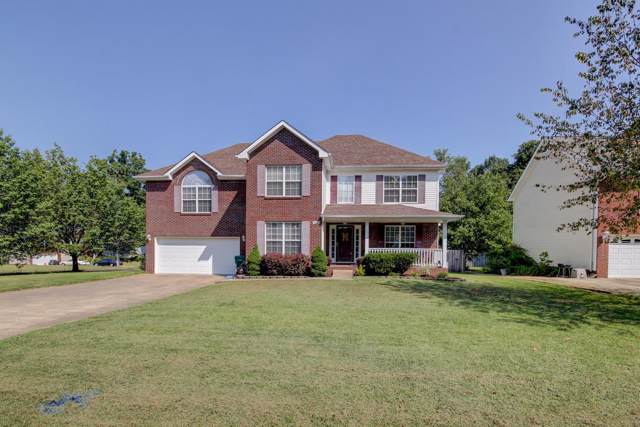 1871 Darlington Dr, Clarksville, TN 37042 (MLS #RTC2081471) :: Hannah Price Team