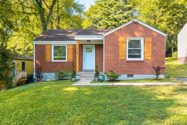 1358 Cardinal Ave, Nashville, TN 37216 (MLS #RTC2081500) :: The Matt Ward Group