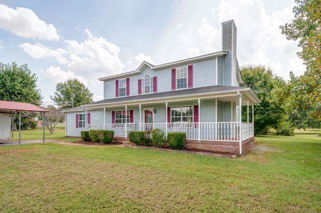 2439 Old Farmington Rd, Lewisburg, TN 37091 (MLS #RTC2081502) :: REMAX Elite