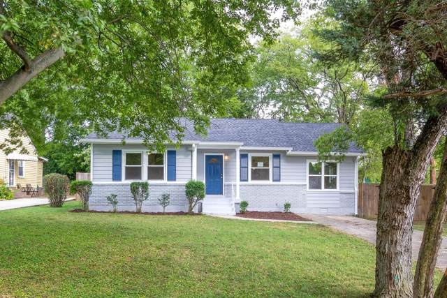 1401 Jewell St, Nashville, TN 37207 (MLS #RTC2081504) :: Village Real Estate