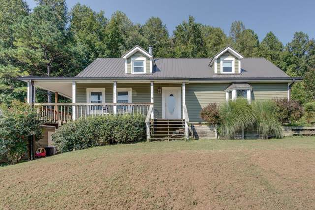8885 Rasbury Hollow Rd, Waynesboro, TN 38485 (MLS #RTC2081517) :: Village Real Estate