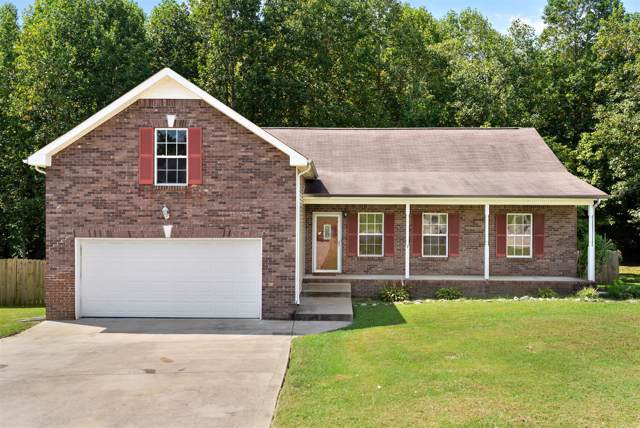 1517 Cedar Springs Cir, Clarksville, TN 37042 (MLS #RTC2081527) :: The Matt Ward Group