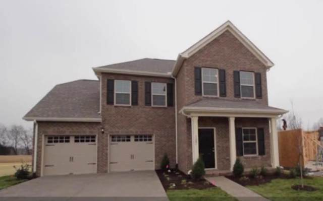 127 Telavera Dr, White House, TN 37188 (MLS #RTC2081528) :: The Matt Ward Group