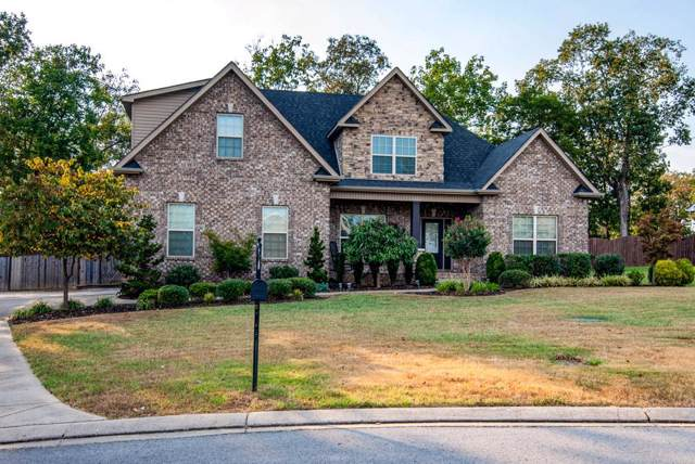 1105 Blackjack Way, Murfreesboro, TN 37129 (MLS #RTC2081531) :: CityLiving Group