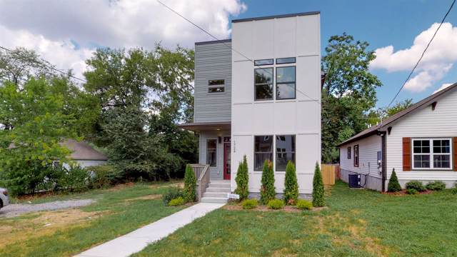 1724 Knowles St, Nashville, TN 37208 (MLS #RTC2081543) :: FYKES Realty Group