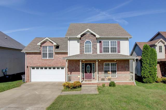 3480 Melrose Dr, Clarksville, TN 37042 (MLS #RTC2081549) :: Hannah Price Team