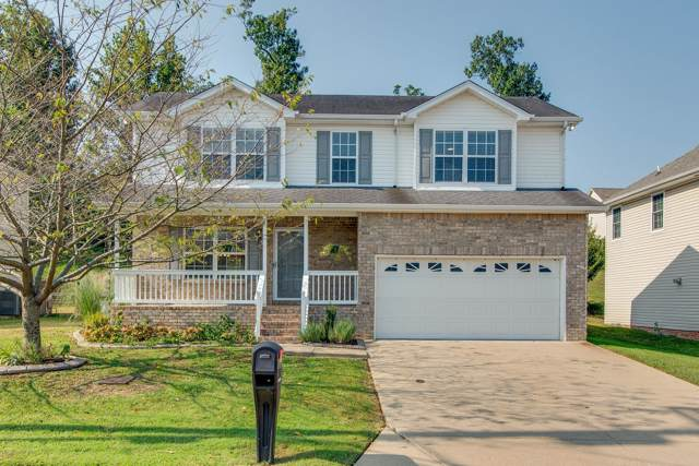 1157 Blairfield Dr, Antioch, TN 37013 (MLS #RTC2081566) :: Village Real Estate
