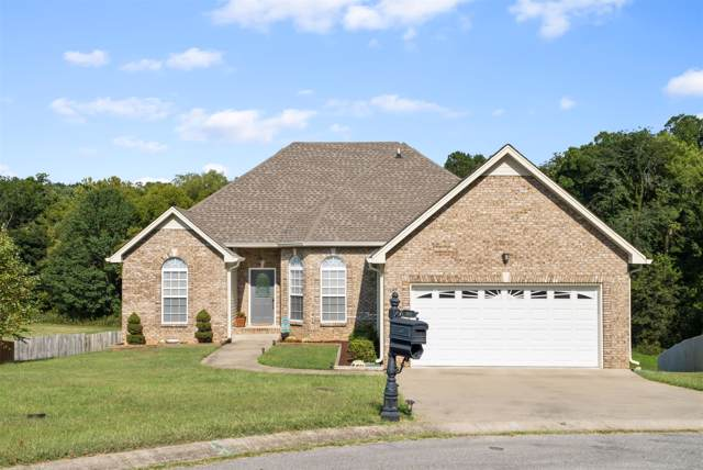 1147 Viewmont Dr, Clarksville, TN 37040 (MLS #RTC2081599) :: Hannah Price Team