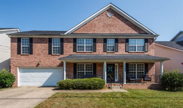 1284 Blairfield Dr, Antioch, TN 37013 (MLS #RTC2081640) :: Village Real Estate