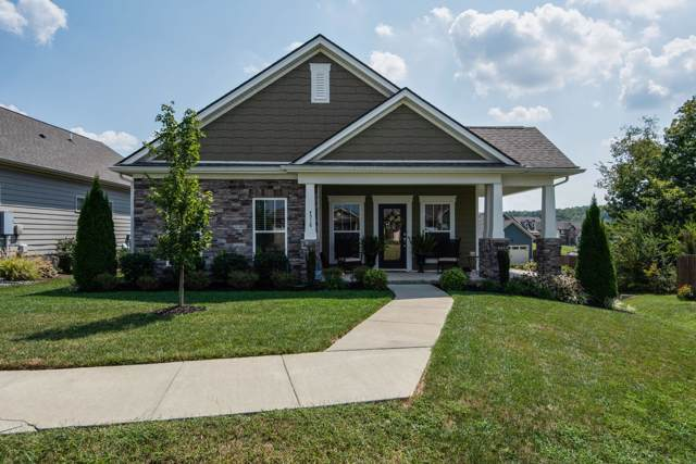 4518 Dumfries Aly, Nolensville, TN 37135 (MLS #RTC2081652) :: Village Real Estate
