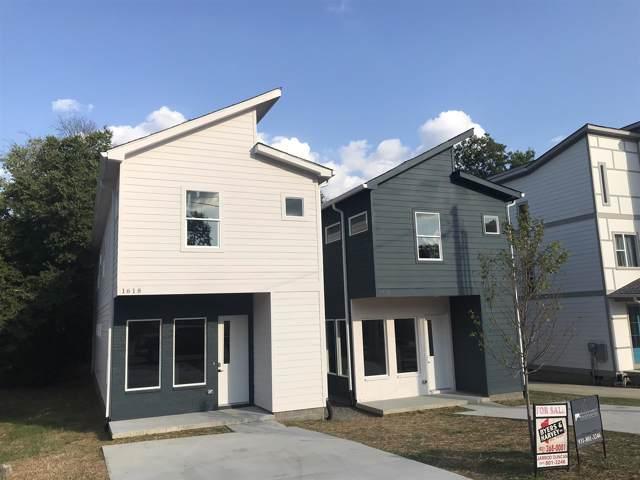 1618B Porter Avenue, Nashville, TN 37206 (MLS #RTC2081672) :: Armstrong Real Estate