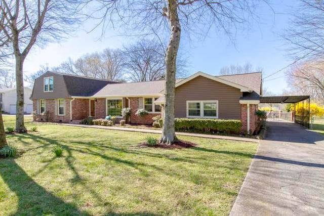 104 Glenn Hill Dr, Hendersonville, TN 37075 (MLS #RTC2081678) :: RE/MAX Choice Properties
