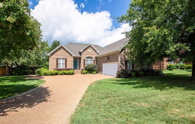 3035 Havasu Dr, Spring Hill, TN 37174 (MLS #RTC2081690) :: John Jones Real Estate LLC