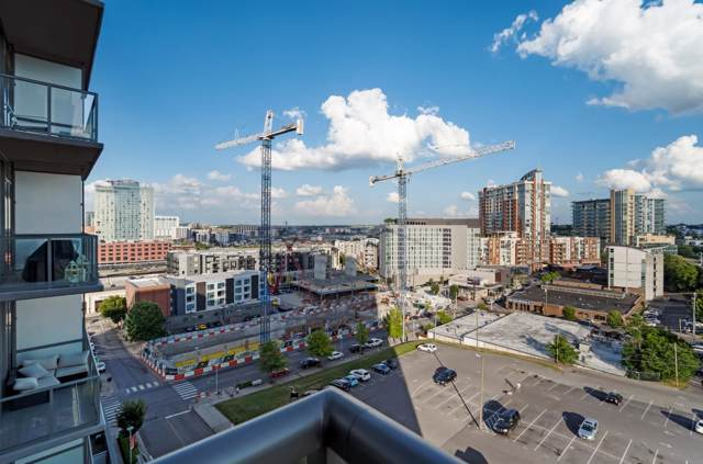 1212 Laurel St. #911 #911, Nashville, TN 37203 (MLS #RTC2081698) :: Ashley Claire Real Estate - Benchmark Realty