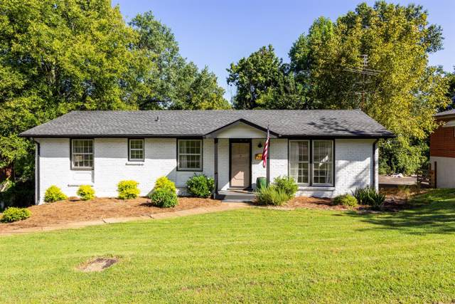1711 Welcome Ln, Nashville, TN 37216 (MLS #RTC2081700) :: Maples Realty and Auction Co.