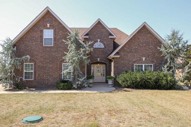 1033 Spring Creek Drive, Murfreesboro, TN 37129 (MLS #RTC2081749) :: The Milam Group at Fridrich & Clark Realty