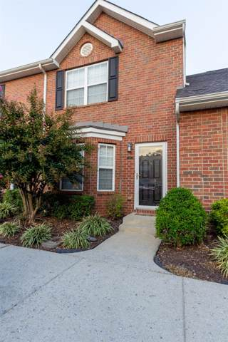 1101 Downs Blvd #160 #160, Franklin, TN 37064 (MLS #RTC2081779) :: DeSelms Real Estate