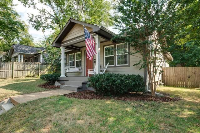 1512 Shelby Ave, Nashville, TN 37206 (MLS #RTC2081792) :: RE/MAX Homes And Estates
