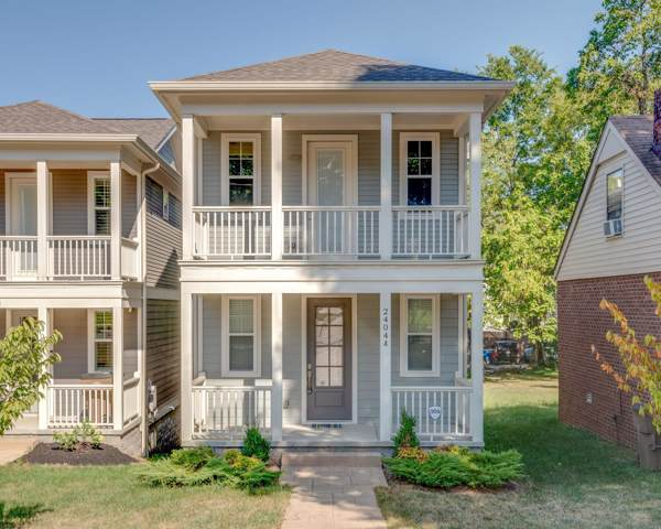 2404 A 14th Ave N, Nashville, TN 37208 (MLS #RTC2081800) :: RE/MAX Homes And Estates