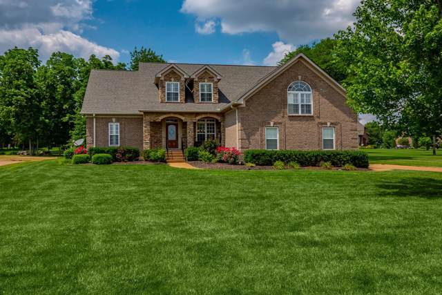 1818 Toliver Trce, Mount Juliet, TN 37122 (MLS #RTC2081816) :: Nashville on the Move