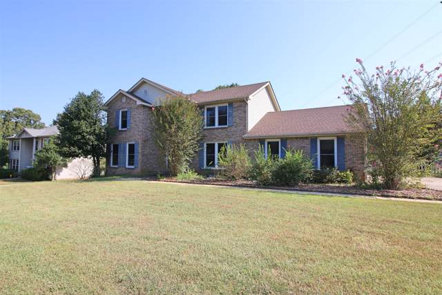 241 Blair Dr, Clarksville, TN 37043 (MLS #RTC2081838) :: Village Real Estate