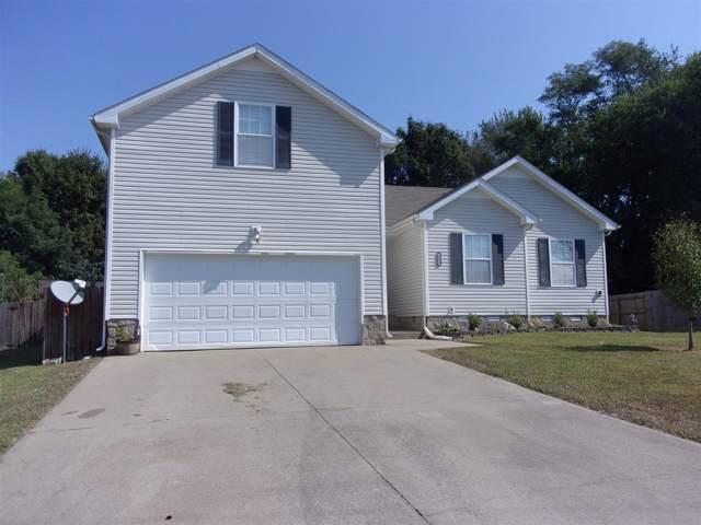 1334 Loren Cir, Clarksville, TN 37042 (MLS #RTC2081885) :: Nashville on the Move