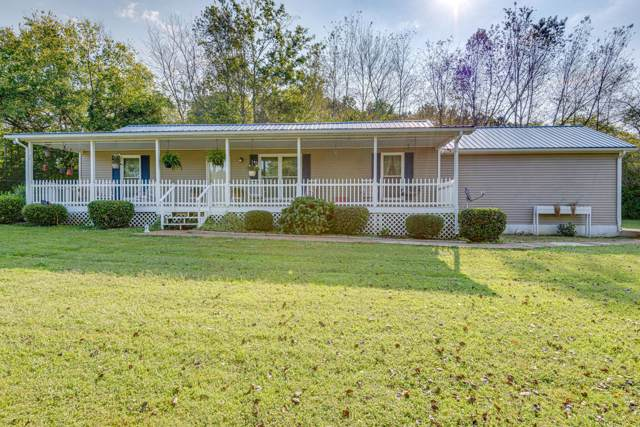 9811 Old Highway 46, Bon Aqua, TN 37025 (MLS #RTC2081987) :: Village Real Estate