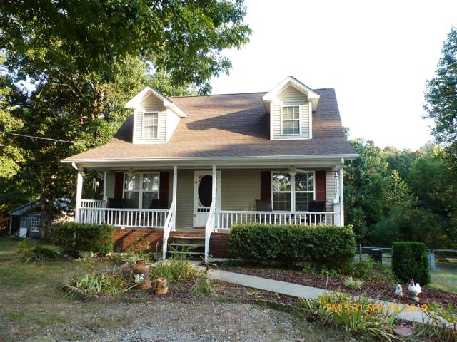 1207 Delmont Church Rd, Cadiz, KY 42211 (MLS #RTC2081993) :: Village Real Estate