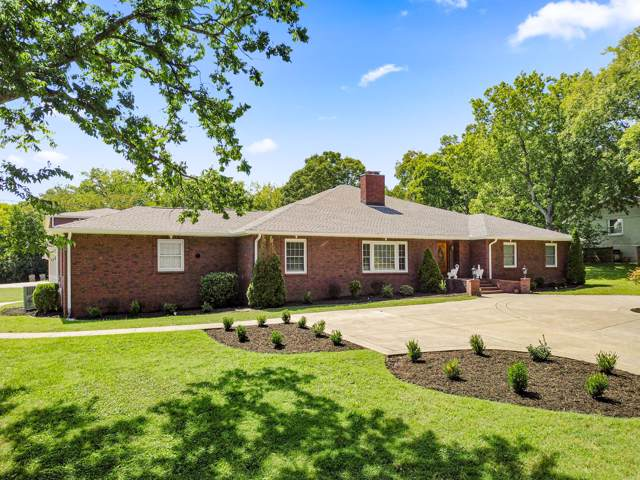 117 Vaughns Gap Rd, Nashville, TN 37205 (MLS #RTC2082005) :: FYKES Realty Group
