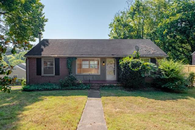 802 Kendall Dr, Nashville, TN 37209 (MLS #RTC2082116) :: Exit Realty Music City