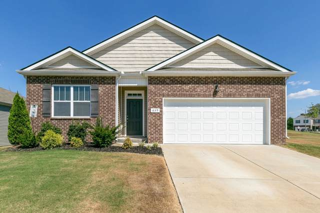 659 Prominence Rd, Columbia, TN 38401 (MLS #RTC2082119) :: Village Real Estate