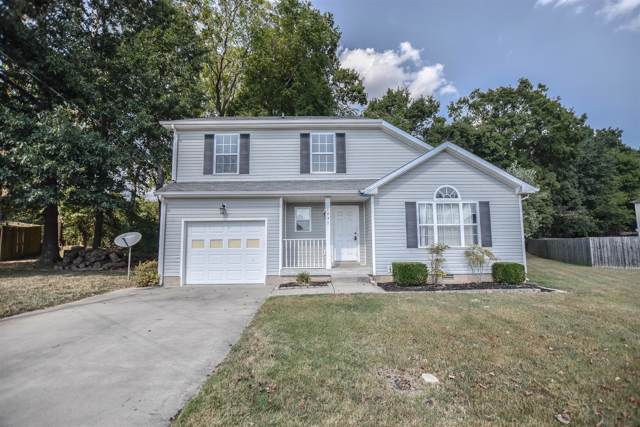 1447 Addison Dr, Clarksville, TN 37042 (MLS #RTC2082120) :: CityLiving Group
