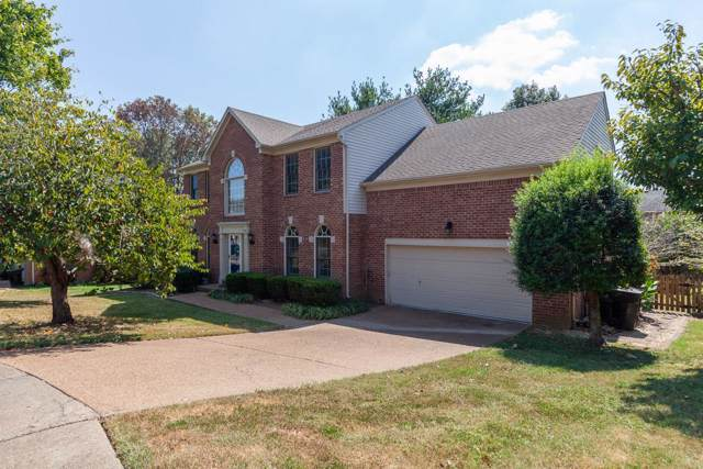 507 Prince Of Wales Ct, Franklin, TN 37064 (MLS #RTC2082151) :: Maples Realty and Auction Co.