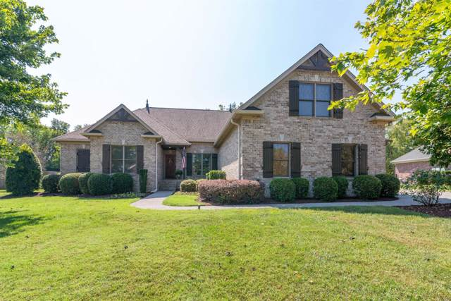 166 Geris Way, Lebanon, TN 37087 (MLS #RTC2082157) :: RE/MAX Homes And Estates