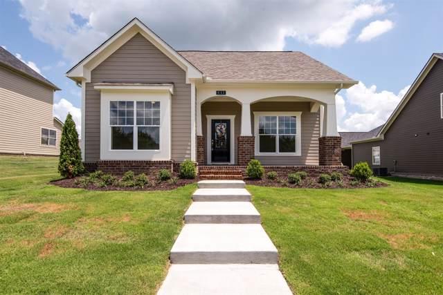 611 Riverdene Drive   # 22, Nolensville, TN 37135 (MLS #RTC2082204) :: Keller Williams Realty