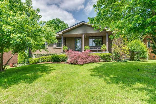 528 Continental Dr, Nashville, TN 37209 (MLS #RTC2082263) :: RE/MAX Homes And Estates