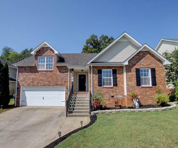 2788 Ridgepole Dr, Clarksville, TN 37040 (MLS #RTC2082274) :: Village Real Estate