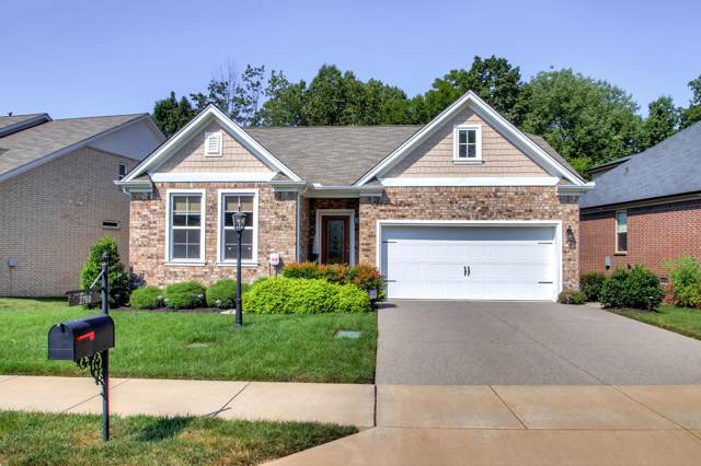 2760 Alvin Sperry Pass, Mount Juliet, TN 37122 (MLS #RTC2082294) :: RE/MAX Homes And Estates