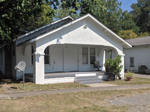 207 E Lauderdale St, Tullahoma, TN 37388 (MLS #RTC2082301) :: Team Wilson Real Estate Partners