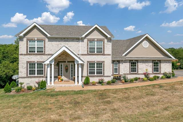 1532 Heller Ridge, Spring Hill, TN 37174 (MLS #RTC2082316) :: The Group Campbell powered by Five Doors Network