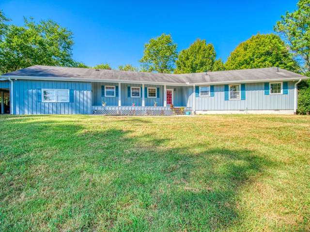 5721 Carters Creek Pike, Thompsons Station, TN 37179 (MLS #RTC2082331) :: HALO Realty