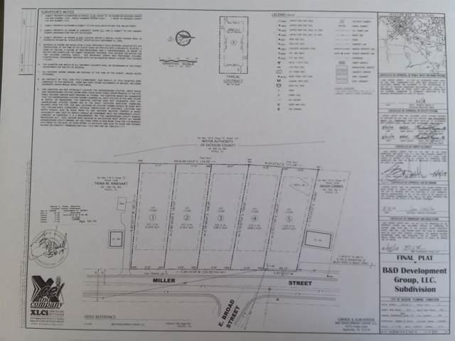 206 Miller Street_Lot 3, Dickson, TN 37055 (MLS #RTC2082368) :: The Miles Team | Compass Tennesee, LLC