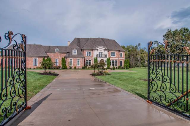 2122 Old Hickory Blvd, Nashville, TN 37215 (MLS #RTC2082407) :: Village Real Estate